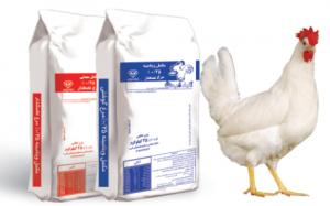 خرید انواع مکمل مرغ گوشتی